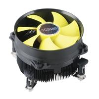 Akasa K32 Intel Socket 92mm PWM 3000RPM Yellow Fan CPU Cooler